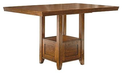 Amazoncom Ashley Furniture Signature Design Ralene Counter