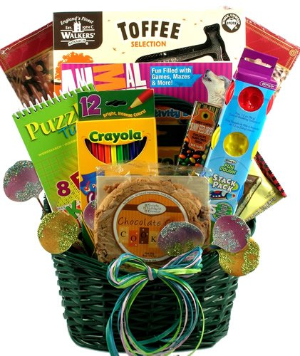 Gift Basket Village Basket O' Fun Gift Basket for Kids