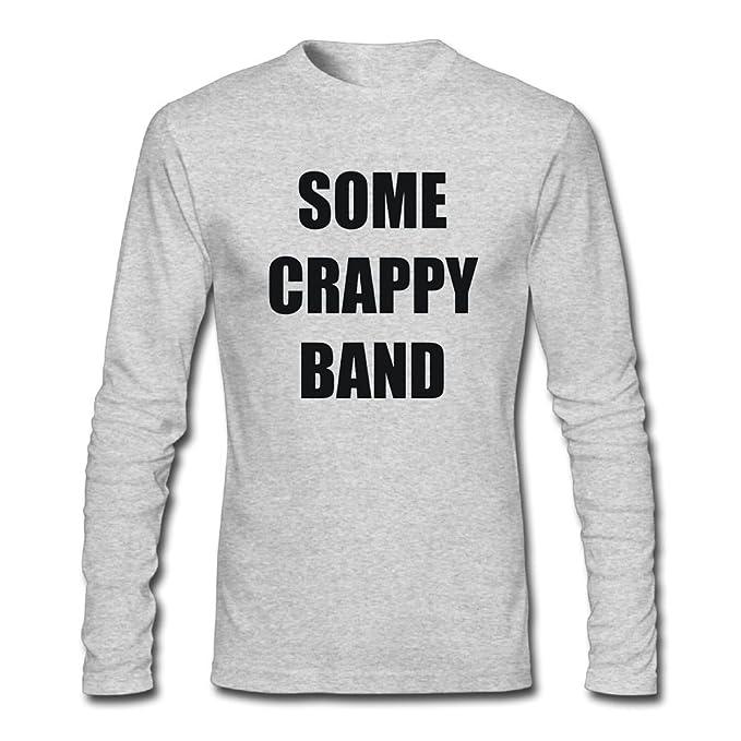 a0c2201671707 Amazon.com  ZhangYin Hot New Neck Long Sleeve Cotton T Shirt For Men ...