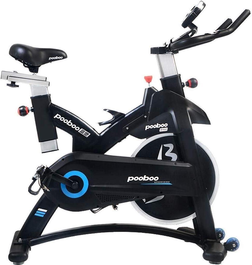DCCRBR エクササイズエクササイズバイク、ホーム屋内自転車フィットネス機器、ボディービル、スピニング自転車ブラック フィットネス 自転車