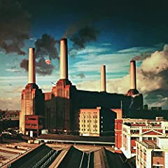 """Pink Floyd- Animals. Side one1. """"Pigs on the Wing 1"""" 1:25 2. """"Dogs"""" Waters, Gilmour Gilmour, Waters 17:03 Side two 1. """"Pigs (Three Different Ones)"""" 11:25 2. """"Sheep"""" 10:25 3. """"Pigs on the Wing 2"""" 1:23"""
