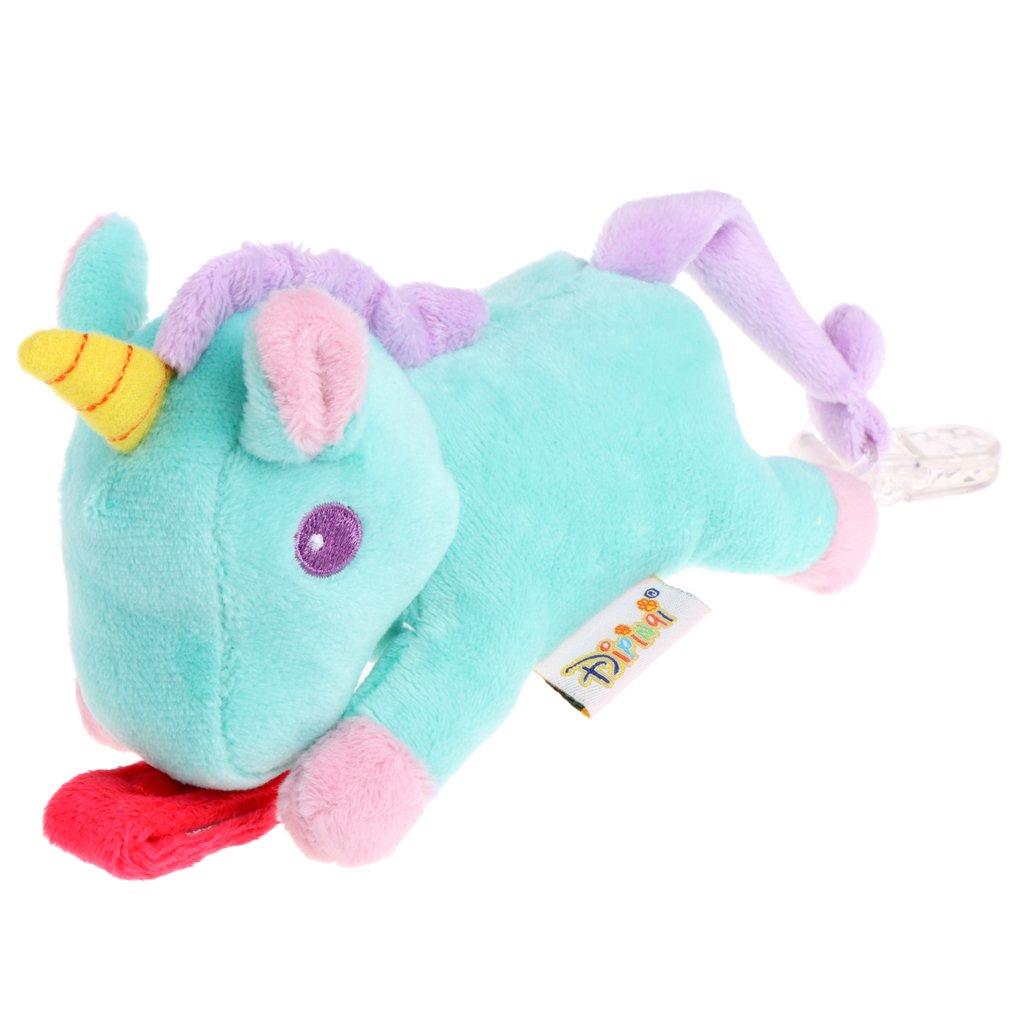 Dabixx Chupete con clip para chupete, peluche, juguetes de ...
