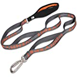 Chai's Choice Best New Trail Runner Multi Handle Heavy Duty Dog Leash. Training Lead for Greater Control and Safety for…