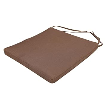 Fine Amazon Com Waterproof Chair Cushion Seat Pads Outdoor Lace Ibusinesslaw Wood Chair Design Ideas Ibusinesslaworg