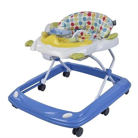 Paseadores de bebés 6/7-18 meses Antideslizante plegado en U ...