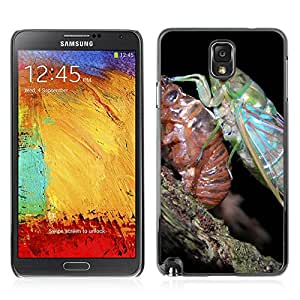 Hot Style Cell Phone PC Hard Case Cover //Cicada V0000206// Samsung Galaxy NOTE 3 N9006