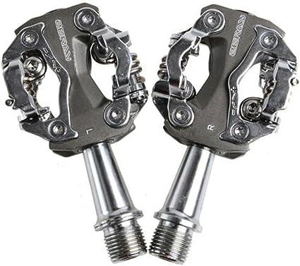 Logas Teniendo Zeray Spd Pedales Automáticos de Bicicletas Mtb ...