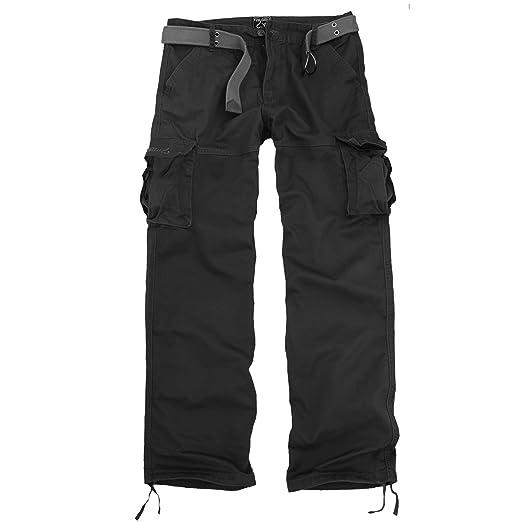 35 opinioni per Fun Coolo Pantaloni lunghi uomo Cargo con tasconi laterali, con cintura