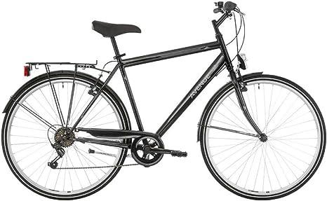 AVENUE Bicicleta sin marchas para bicicleta de montaña para hombre 18 marchas: Amazon.es: Deportes y aire libre