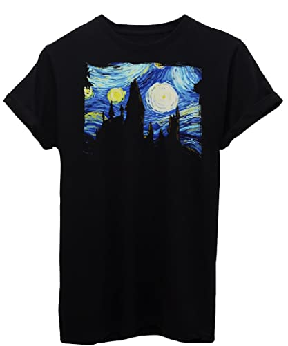 T-Shirt HOGWARTS VAN GOGH - by iMage