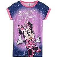 Disney Pijama Niña, Minnie Mouse Camison Niña de Manga Corta, Vestido Niña para Dormir, Ropa Niña de Estar en Casa…