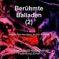 Berühmte Balladen 2