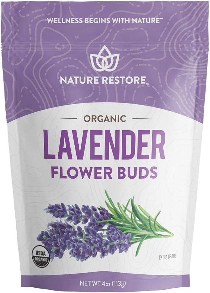 15pcs Organic Natural Dried Press Lavender Flower