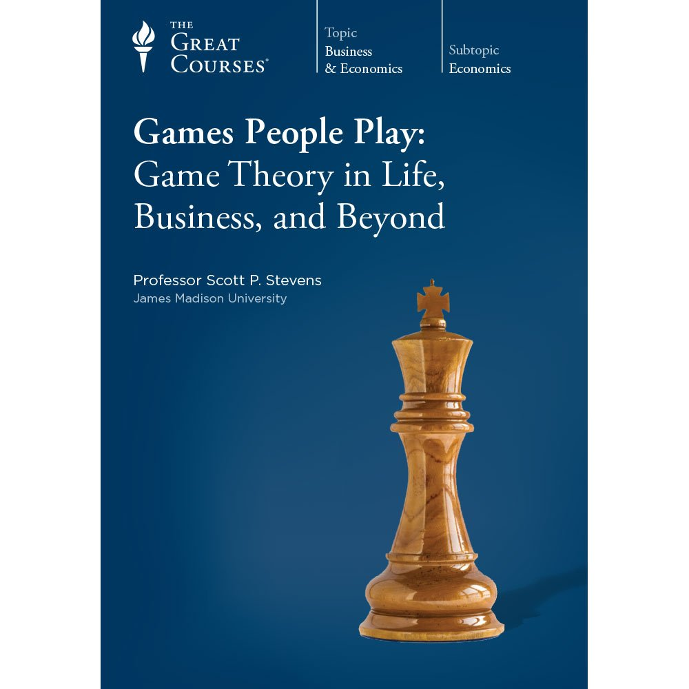 How to play the game business-life
