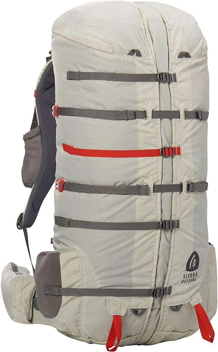 Sierra Designs Flex Capacitor 40-60L Backpack Birch, M/L Bag/M/L Hip Belt
