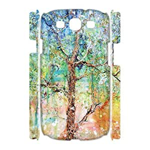 Case Of Tree of Life Customized Hard Case For Samsung Galaxy S3 I9300