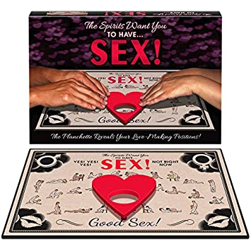 Amazon com: The Spirits Want You To Have Sex: Beauty