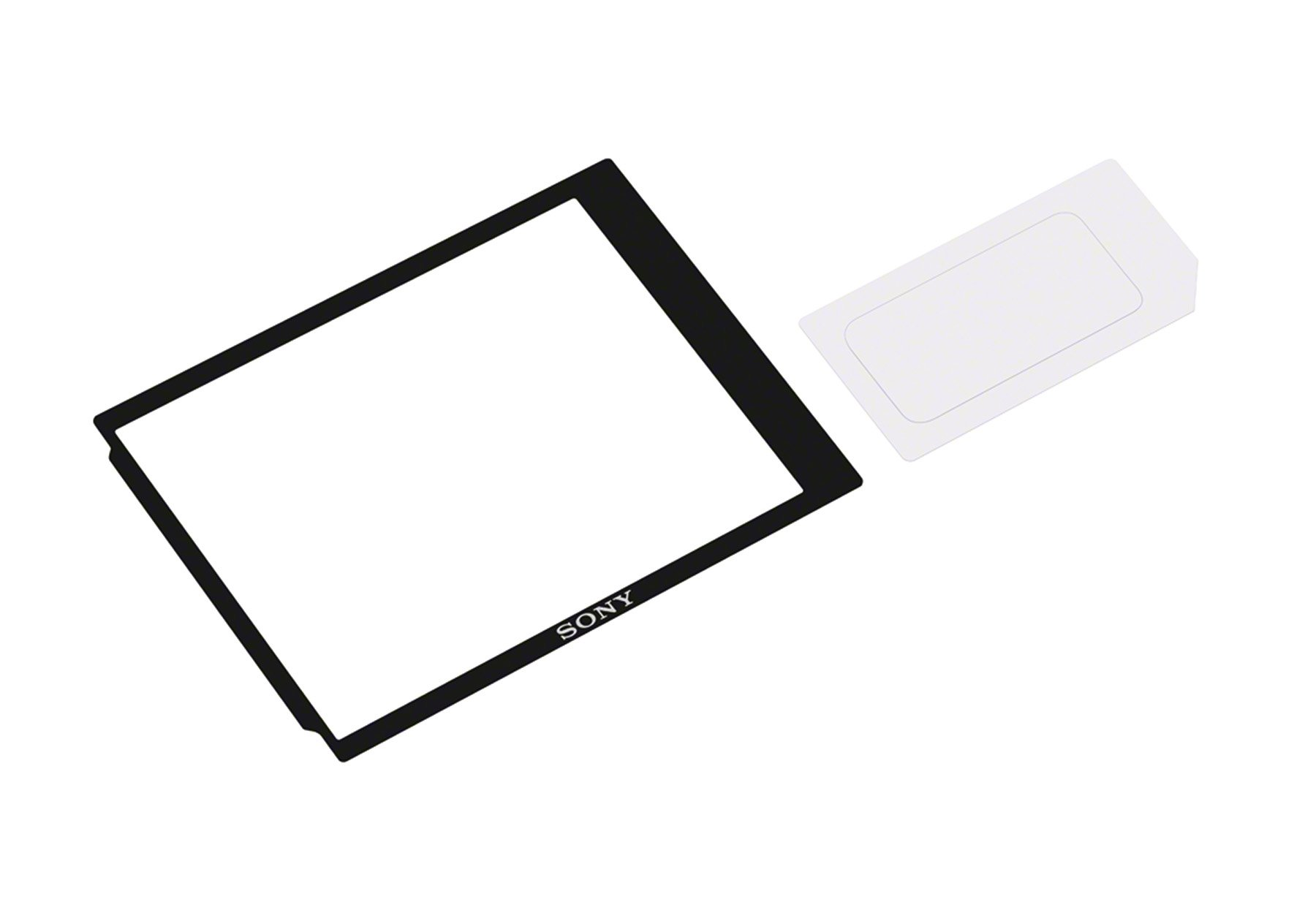 Sony PCKLM14  Screen Protector for A99,  (Black)