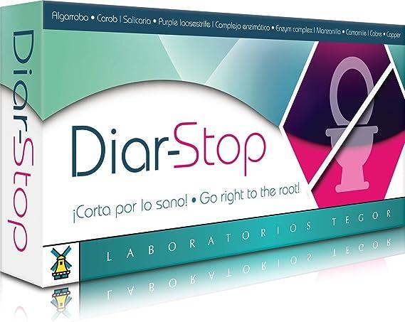 Tegor Diar Stop Enzimas Digestivas - 5 Paquetes de 20 ...