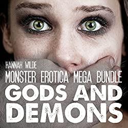 Monster Erotica Mega Bundle: Gods and Demons