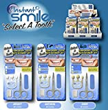 Instant Smile Select A Tooth Temporary Tooth Replacement Kit- Bright