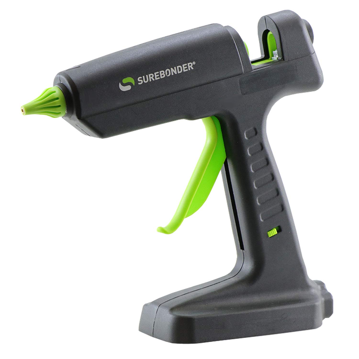 Surebonder HYBRID-120 AC Corded and Cordless Glue Gun, 120-watt (Battery and Charger Not Included)