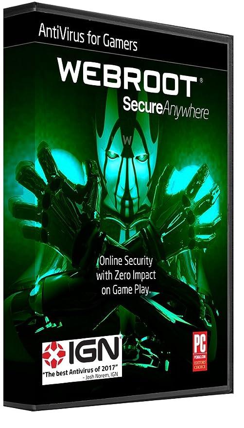 Highly rated antivirus software program | webroot.