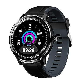 Bluetooth Smartwatch Hombre Mujer Reloj Inteligente Impermeable IP68 Pulsera Actividad Monitor de Sueño Calorías Podómetro Pulsómetro Notificación de ...