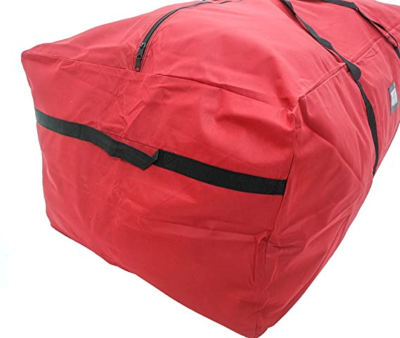 e87b41bc2b Amazon.com  Quick   Carry - Super Large Christmas Tree Storage Duffel Bag