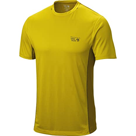 Mountain Hardwear Men's Wicked Lite Short Sleeve T