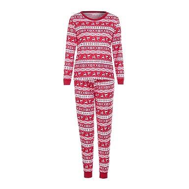 788924948d Amazon.com  OrchidAmor Women Deer T Shirt Tops Blouse Pants Pajamas Summer  Shirts for Girls Shirts Forristmas Set Family Clothes  Clothing