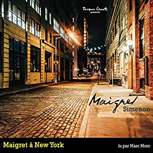 Maigret à New York (Commissaire Maigret) Audiobook