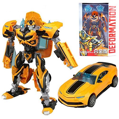 Transformers Movie 4 Age of Extinction Bumblebee Masterpiece Action Figure + Box - Boys Transformers 4 Bumblebee Deluxe Costumes