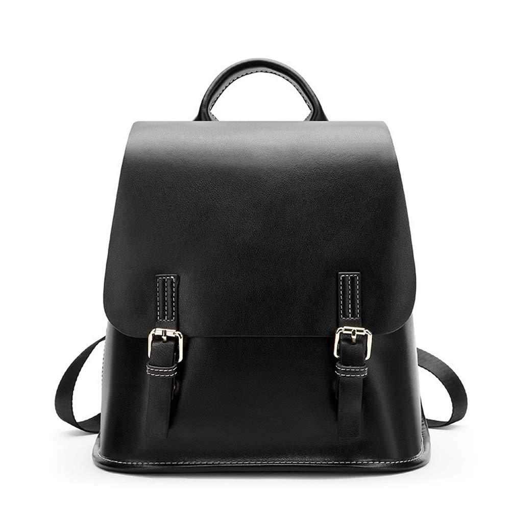女性のためのハンドバッグファッショントートバッグショルダーバッグトップハンドルサッチェル財布ハンドル構造化ギフト B07Q6SDR4P 黒
