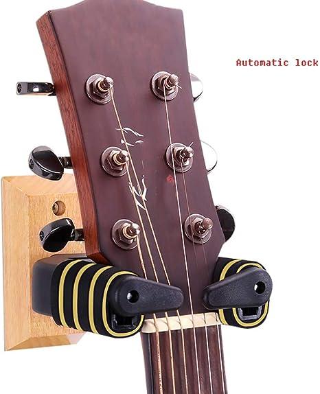 Auto Lock Gravity Guitarra Autoblocante Para Colgar En La Pared ...