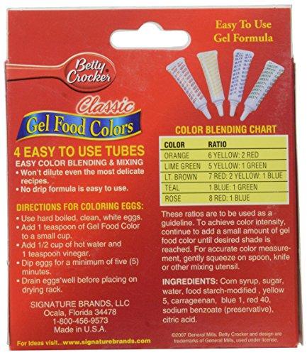 Betty Crocker Food Coloring Gel, 2.72 oz by Betty Crocker (Image #2)'