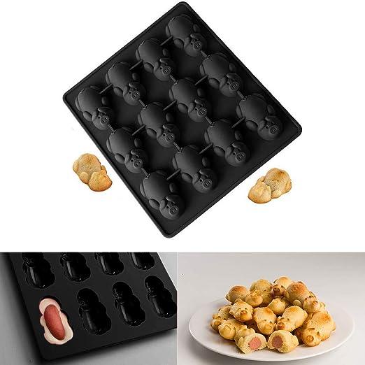 Schokolade Schimmel Backen Alphabet Brief Kuchen Keks Ausstecher Paste