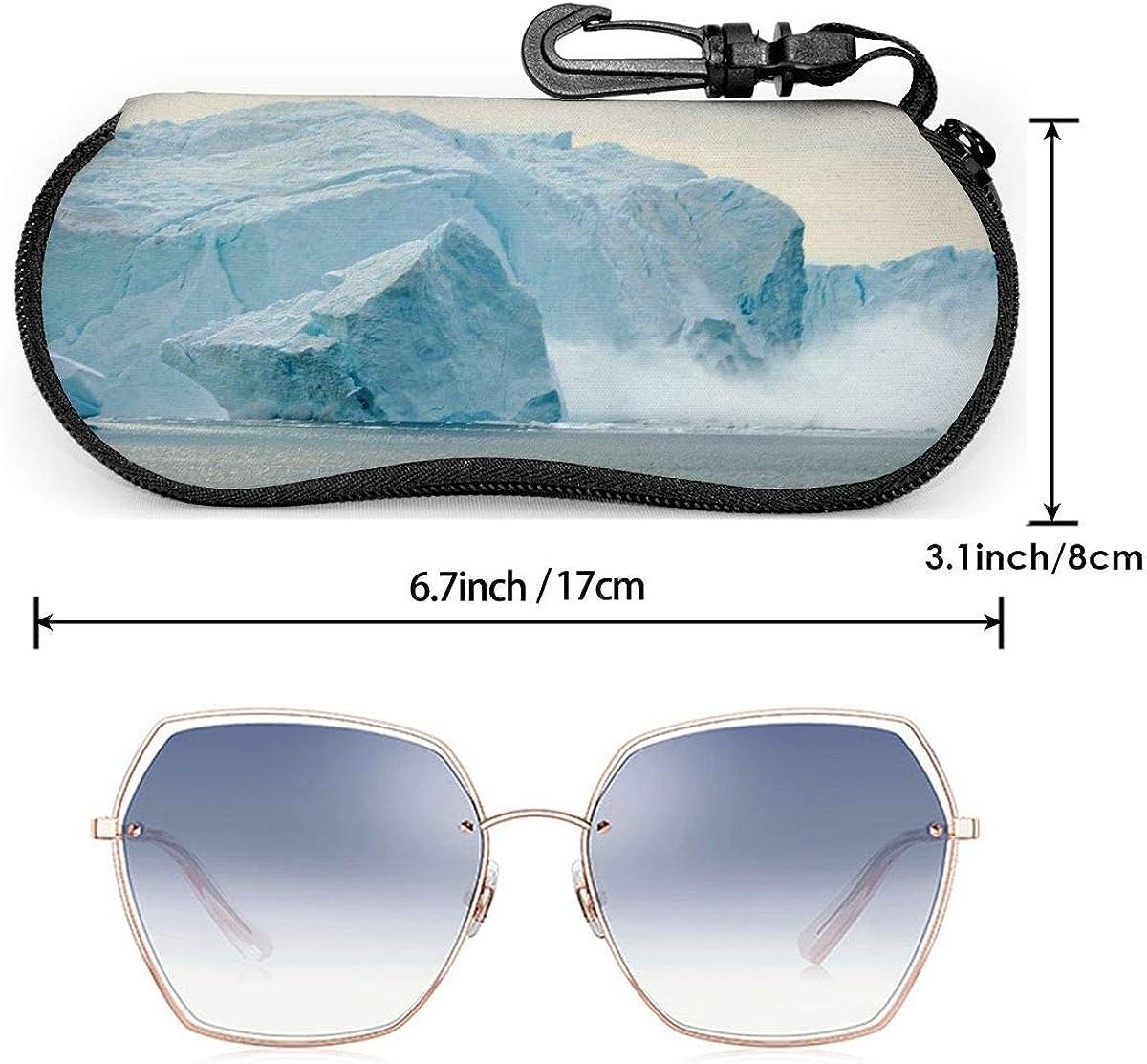 Portable Sunglasses Soft Case Ultra Light Guard Set Snow Eyeglass Case