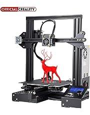 Creality ender-3 3d printer economic ender DIY KITS with resume printing function V-slot Prusa I3 220x220x250mm …
