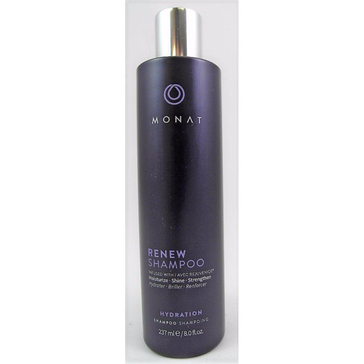Amazon Com Monat Renew Shampoo Hair Loss For Hair Balance Beauty