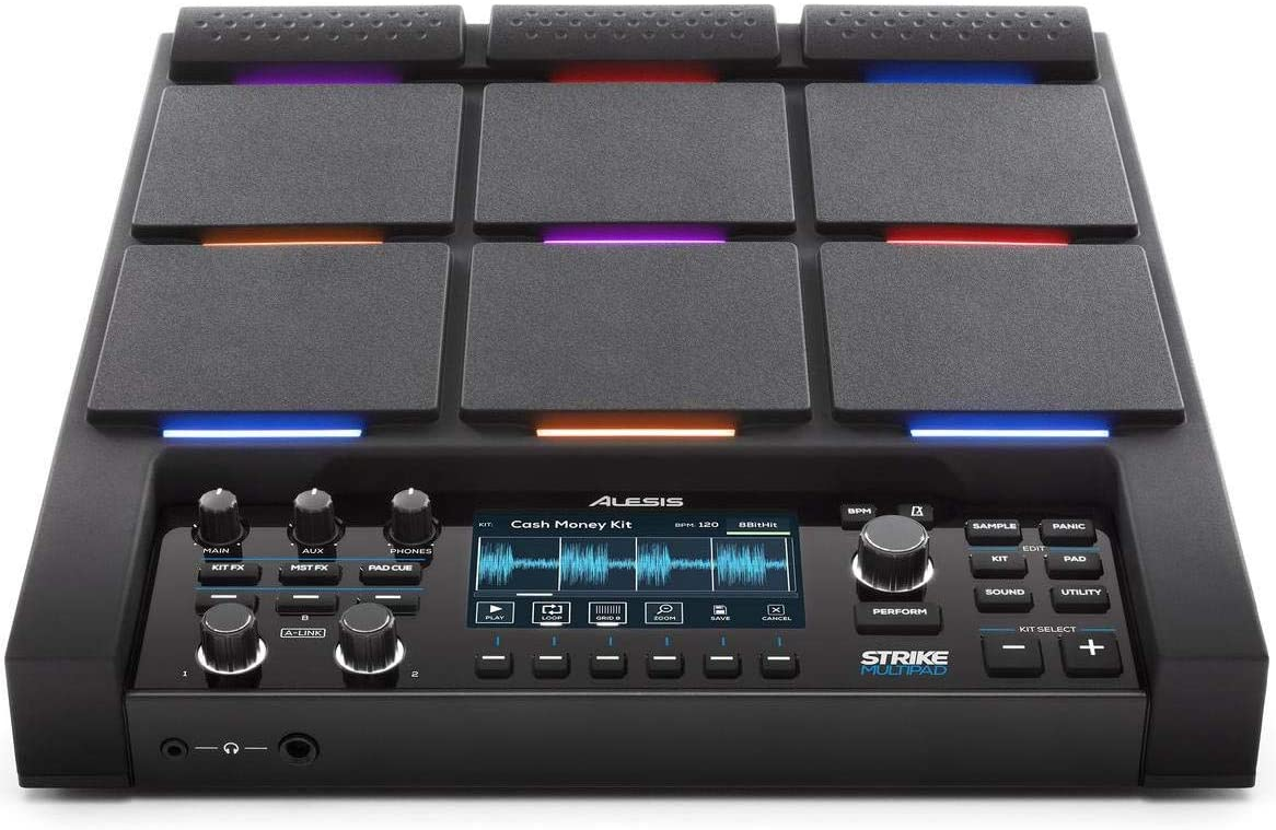 Alesis Strike Multi Pad-Best for stage and studio