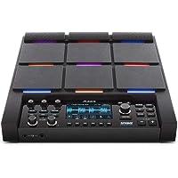 Alesis Strike Multipad - Pad de Percusión, 9 Disparadores con Retroiluminación RGB, Sampler, Looper, Tarjeta de Sonido…