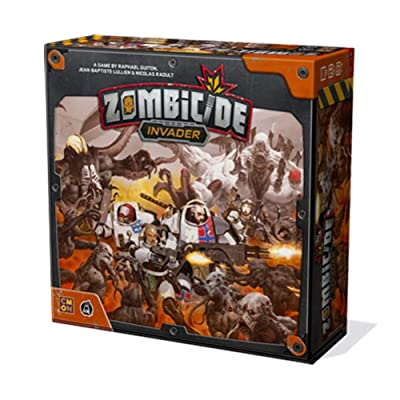CMON Zombicide: Invader: Toys & Games