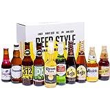 【WEB限定】輸入ビールスタイル別飲み比べ10本パック [ アメリカ 3345ml ] [ギフトBox入り]