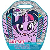 Bendon My Little Pony Art Supplies with Large Art Storage Case (AS41700)