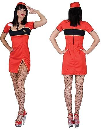sexy Flugbegleiterin Halloween Kostüm
