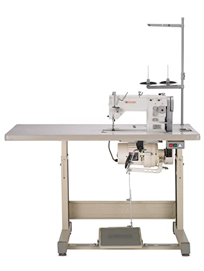 Amazon SINGER 40U40 Complete Industrial CommercialGrade Cool Industrial Zigzag Sewing Machine