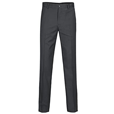 41b82e5afbb Ivan Johns Pants Men Suit Pants Fashion Slim Fit Dress Pants Mens Trousers  Formal Business Casual Cotton for Male 708B78050 at Amazon Men s Clothing  store