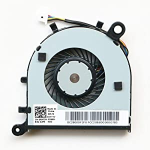Replacement CPU Cooling Fan for Dell XPS 13 9343 9350 9360 Series Laptop P/N: P54G CN-0XHT5V XHT5V
