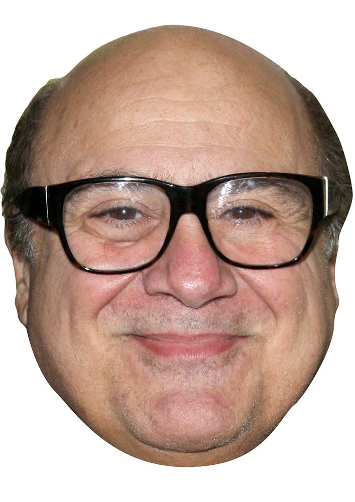 Danny DeVito Mask: Amazon.co.uk: Toys & Games